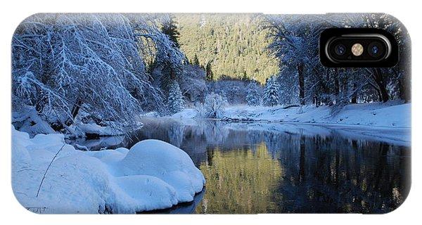 Winter Wonderland 2 IPhone Case