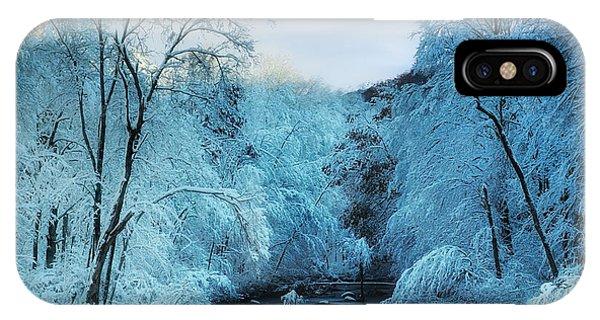 A Winter Wonderland IPhone Case