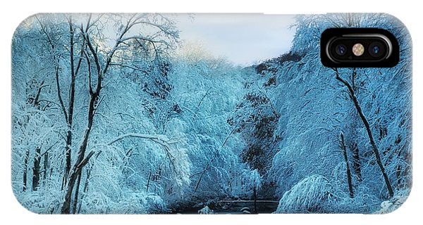 A Winter Wonderland IPhone Case