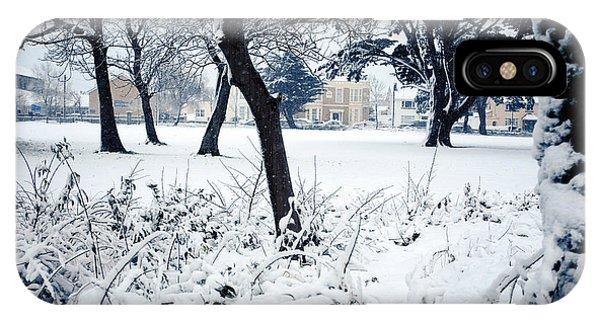 Winter's Blanket IPhone Case