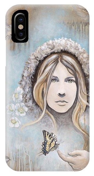 Winter's Dream IPhone Case
