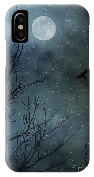 Winter's Silence IPhone Case