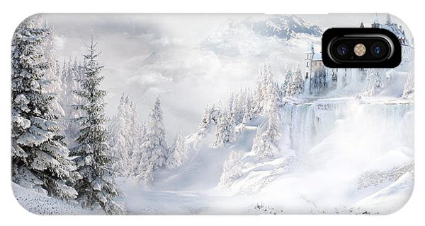 Winters Tale IPhone Case