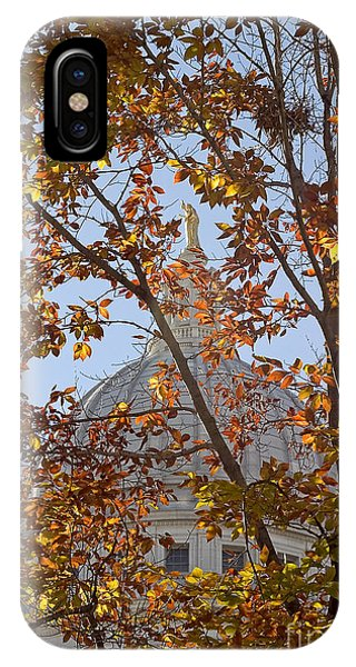 Wisconsin Capitol IPhone Case