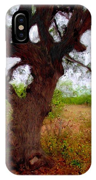 Da214 Wise Old Tree By Daniel Adams IPhone Case