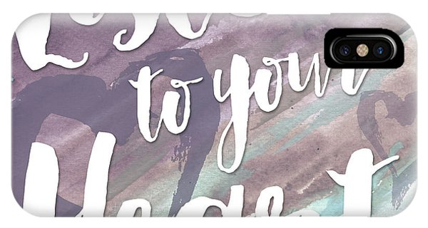 Thought iPhone Case - Wise Thoughts V by Elizabeth Medley