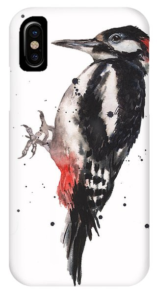 Wise Woody IPhone Case