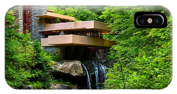 Wishes On Fallingwater Too IPhone Case