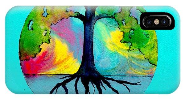 Wishing Tree IPhone Case