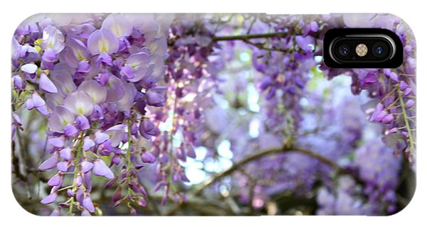 Wisteria Dream IPhone Case