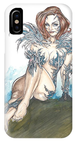 Witchblade IPhone Case