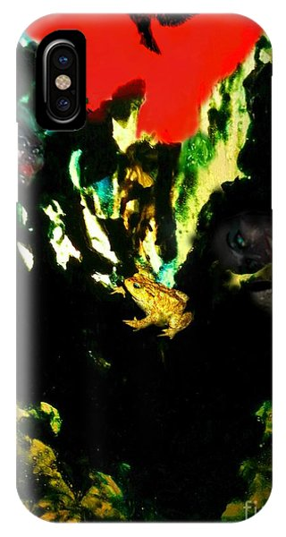 Witches' Sabbath IPhone Case