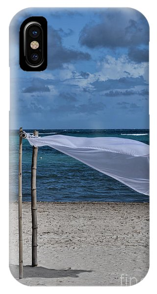 With The Wind IPhone Case