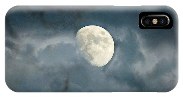 Within Her Misty Veil IPhone Case