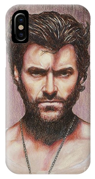 Wolverine IPhone Case