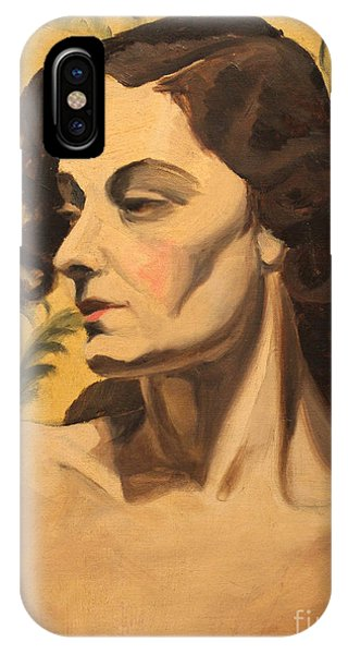 Woman Of 1938 IPhone Case