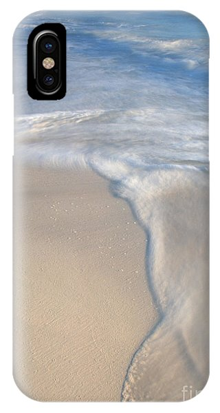 Woman On Beach IPhone Case