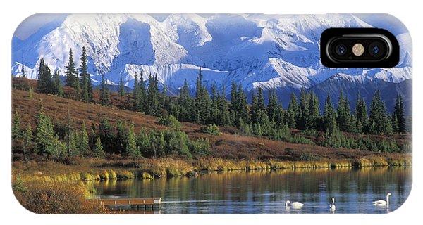 Wonder Lake 2 IPhone Case