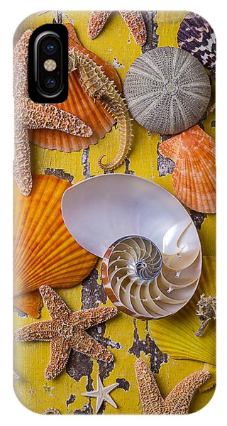 Wonderful Sea Life IPhone Case
