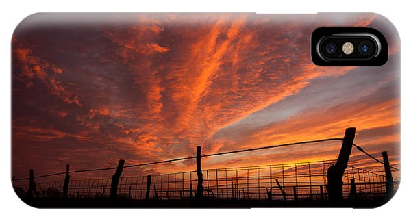 Wonderous Sky IPhone Case