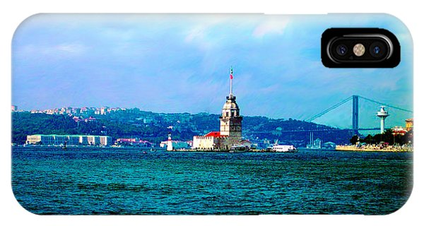 Wonders Of Istanbul IPhone Case