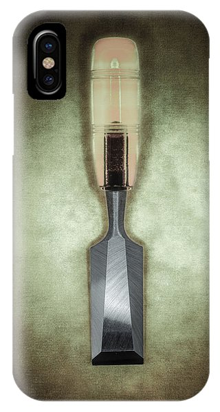 Craftsman iPhone Case - Wood Chisel by YoPedro