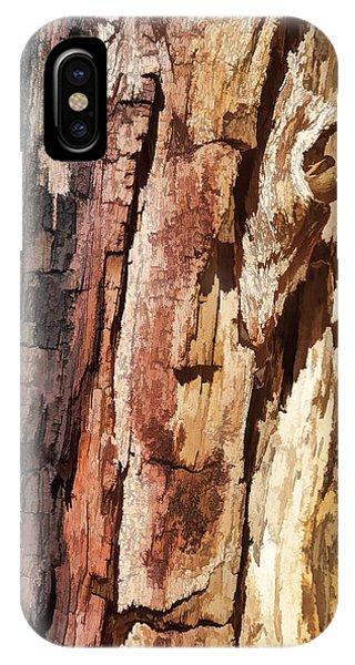 Wood Tones IPhone Case