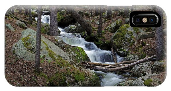 Wooded Stream IPhone Case