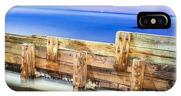 Wooden Break Wall Phone Case by Joe Belanger