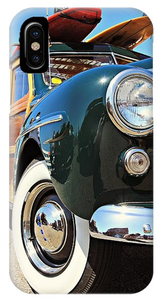 Woodie On The Wharf IPhone Case