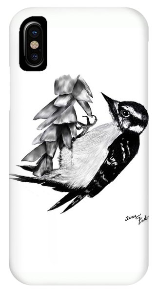 Woodpecker IPhone Case