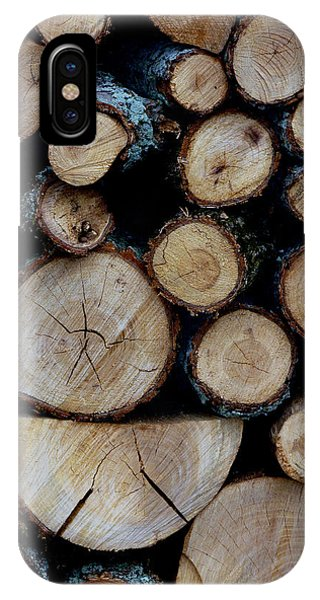 Woods For The Fireplace 004 IPhone Case