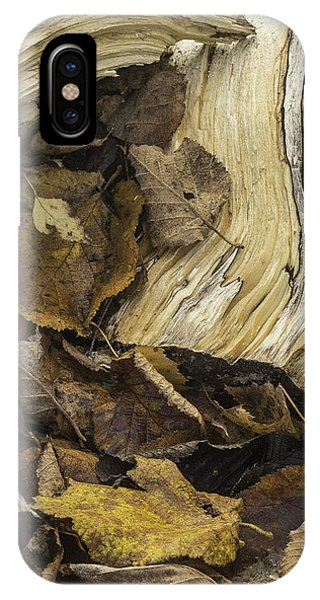 Woodwork 4 IPhone Case