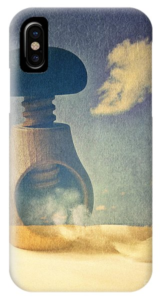 Workshop For Dreams IPhone Case