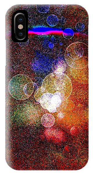 World Explosion By Nico Bielow IPhone Case