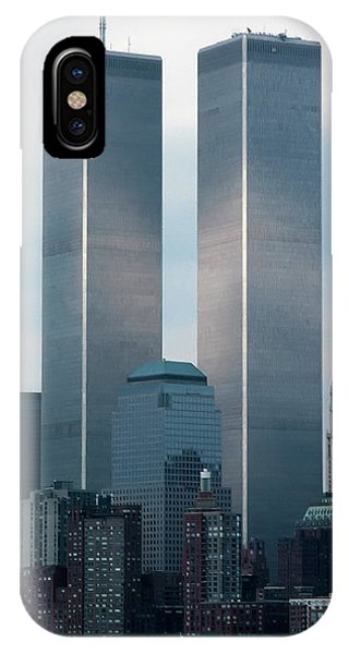 World Trade Center IPhone Case