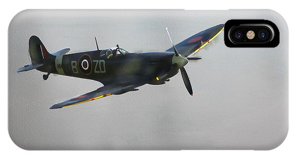 World War 2 Spitfire IPhone Case