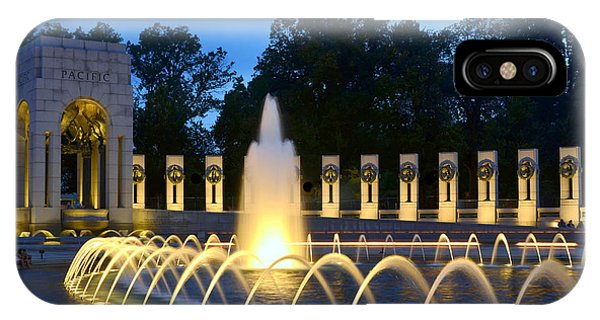 World War II Memorial IPhone Case