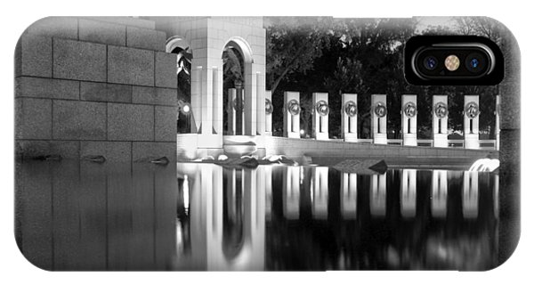 World War II Memorial - Atlantic Arch IPhone Case