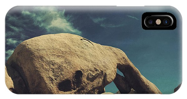 Granite iPhone Case - Worlds Away by Laurie Search