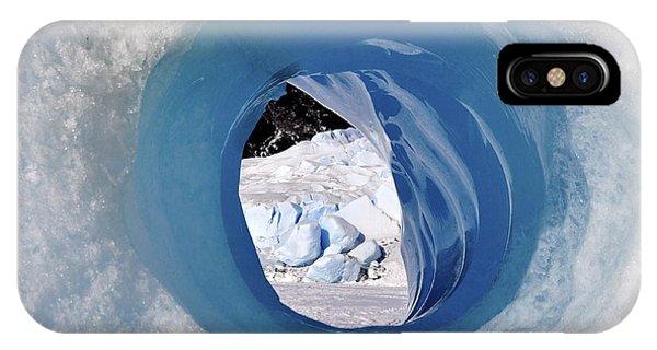 Wormhole 2 IPhone Case