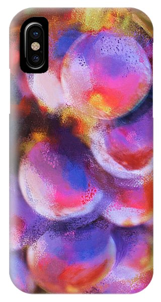 Wrath Of Grapes IPhone Case