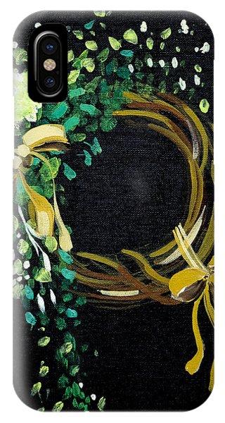 Wreath  IPhone Case