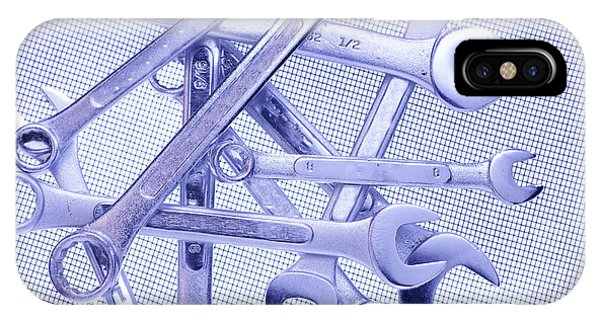 Wrenches IPhone Case