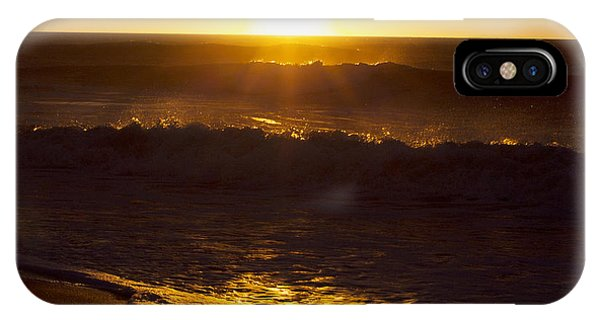 Wrightsville Beach Sunrise IPhone Case