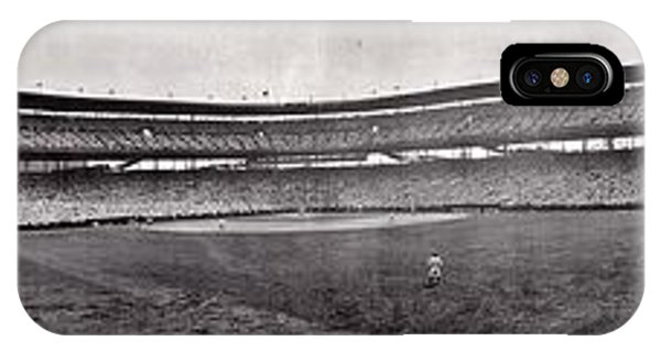 Wrigley Field 1929 Panorama IPhone Case