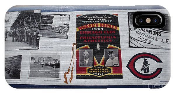 Wrigley Images - 1929 Phone Case by David Bearden