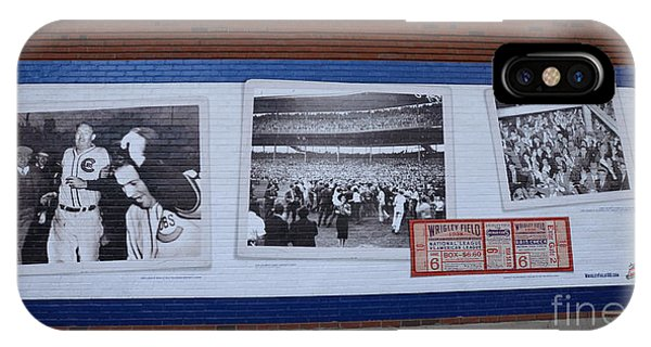 Wrigley Images - 1938 Phone Case by David Bearden