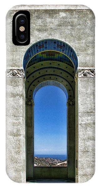 Wrigley's Memorial By Diana Sainz IPhone Case