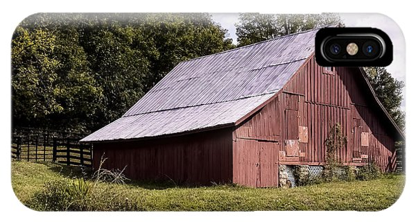 Wv Barn IPhone Case